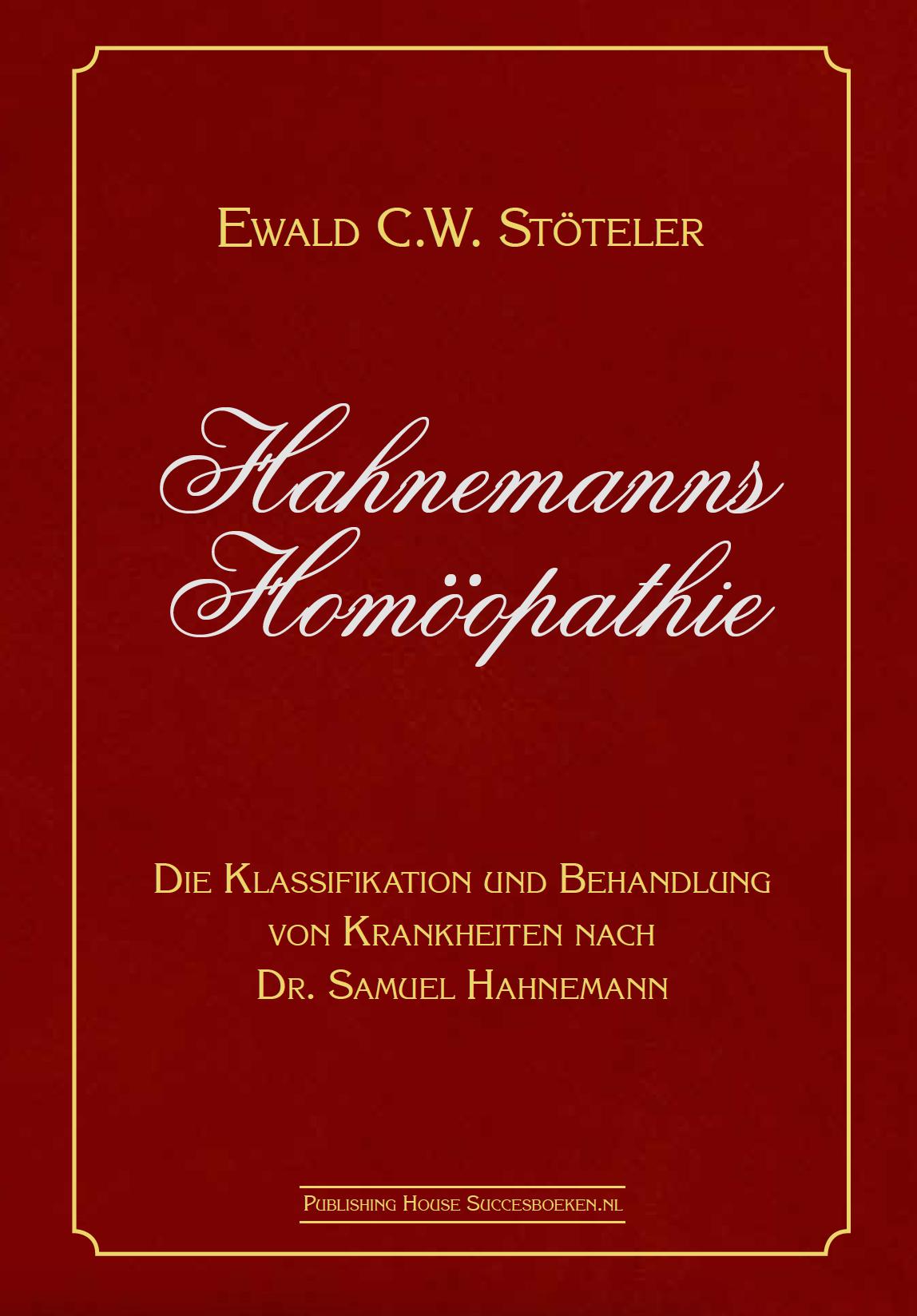 HHahnemanns Homöopathie